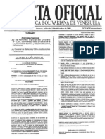 Ley de Reforma Parcial del Decreto Nº 6.287, con Rango, Valor y Fuerza de la Ley General de Bancos y Otras Instituciones Financieras