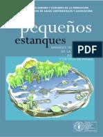 Botanica - Jardineria - Estanques - Los Pequeños Estanques - Acuicultura (Doc-01)