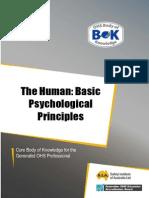 13 Human Psych Principles
