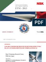 Presentation CONIMETM 2013 Ppt2 NSK