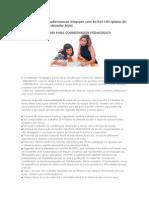 Cp3-Plano de Trabalho Para Coordenador Pedagógico
