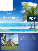 Mahahual, Quintana Roo, MEXICO