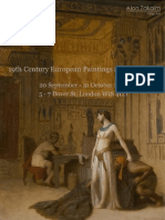 19th Century European Paintings and Sculpture