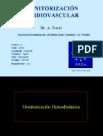 monitorizacion cardiovascular