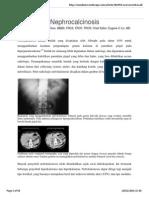 Nephrocalcinosis Imaging Journal Reading