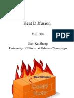 Lecture Heat Diffusion (1)