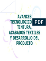 Tintoreria, Acabados y Desarrollo Textil