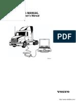 VOLVO VCADS User Manual