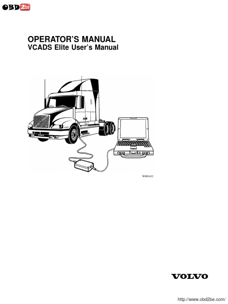 Volvo Fh12 Service Manual