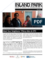 Weinland Park Community Civic Association Newsletter March 2014
