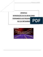 Apostila GX Developer Completo Sem SFC (Ver2.1)