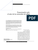 Comunicacion Web - El Valor de Los Contenidos Para Todos