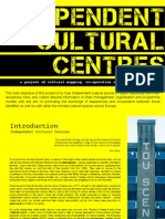 Independent cultural centers spain