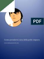 Come prendersi cura della pelle impura.pdf