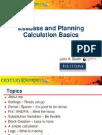 Essbase and Planning