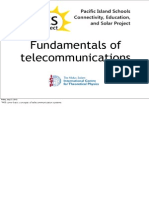 01 Fundamentals of Telecommunications