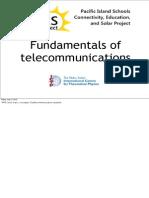 01 Fundamentals of Telecommunications