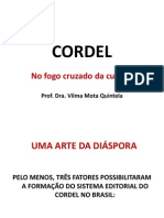 Cordel Diáspora Imprensa