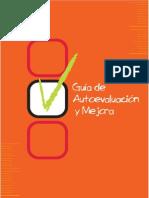 Manual autoevaluacion