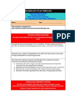 educ 5321-technology plan template