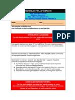 educ 5321-technology plan template
