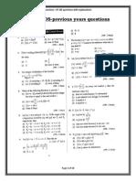 Functions Iit Questions