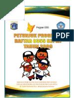 Petunjuk Program 8355 SD-MI 2009