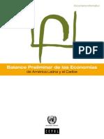 443 Balance Preliminar Economia America Latina CEPAL