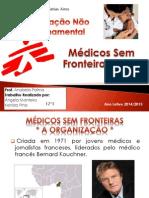 MOs Médicos Sem Fronteiras