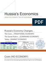 russias economics