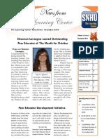 Newsletter 2 Fall 2014