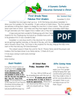 dec  5 2014 newsletter