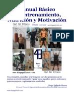 Manual Basico de Entrenamiento Nutricion y Motivacion 4ff