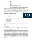 Select Auditing Considerations for the 2014 Audit Cycle