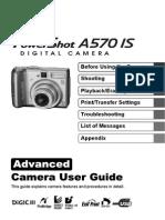 Canon Ps570 En