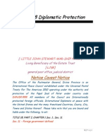 Title 18 Diplomatic Protection