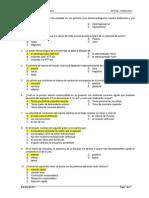 Examen de Cardiologia