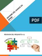 Informe Del Avance en Bpmm