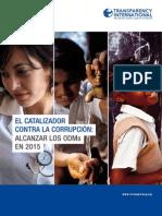 Reporte de Transparencia Internacional
