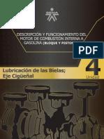 UNIDAD 4 - SENA - Lubricación de Motores