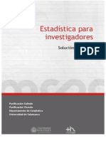 Estadistica para Investigadores