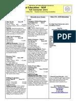 fall 2015 flyer-fall classes  descriptions