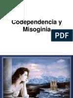 Codependencia y Misoginia