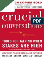 Crucial Conversations Tools