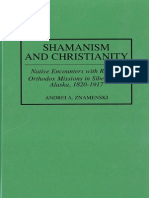 Shamanism and Christianity