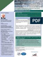 (U) Risk Based Compliance Management (Dubai)-Event