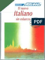 Assimil - El Nuevo Italiano Sin Esfuerzo (PDF)