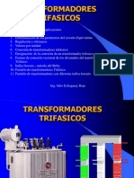Transf. Trifasicos 2014