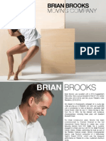 Brian Brooks Moving Company Press Kit