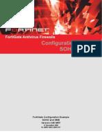 FortiGate Antivirus Firewalls